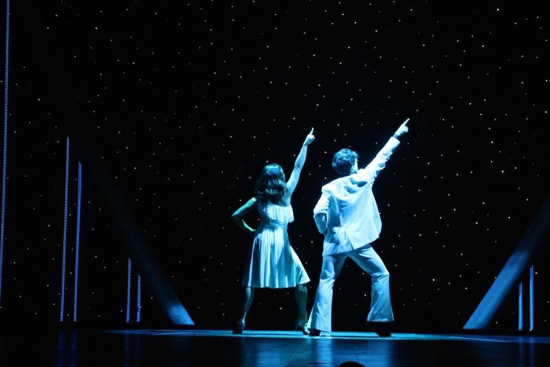 SATURDAY NIGHT FEVER at Riverside Theatre.
