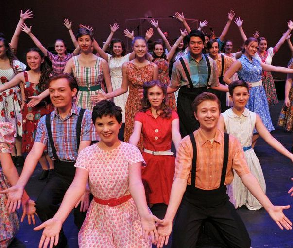 From a previous Cocoa Village Playhouse/King Center Summer Musical Theater Program production of SWING!