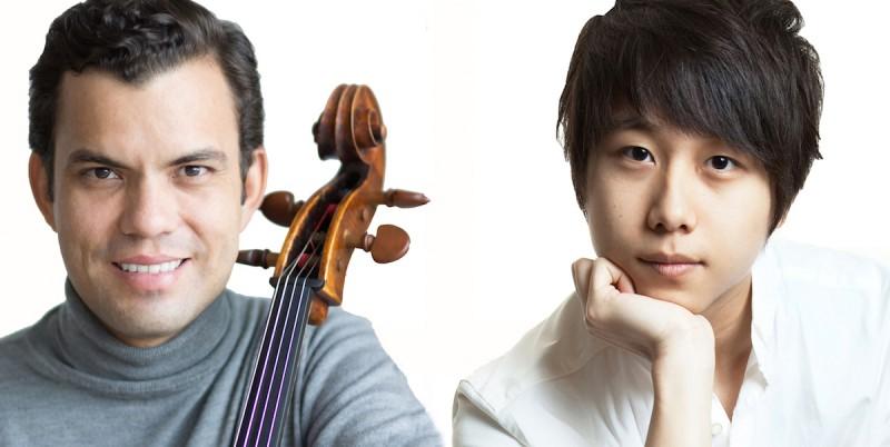 Francisco Vila-Haas and Steven Lin