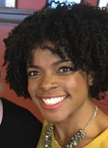 Ashley Bryant from THE PLAY THAT GOES WRONG