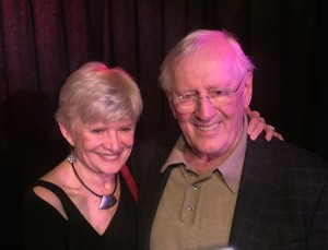 Teri Ralston and Len Cariou. Photo by Pam Harbaugh