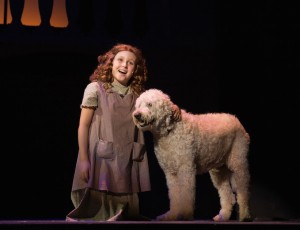 From ANNIE at the Henegar Center. Photo by Dana Niemeier Photography.