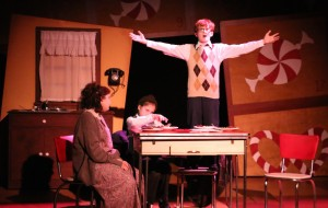 A CHRISTMAS STORY: THE MUSICAL at Riverside Theatre for Kids.