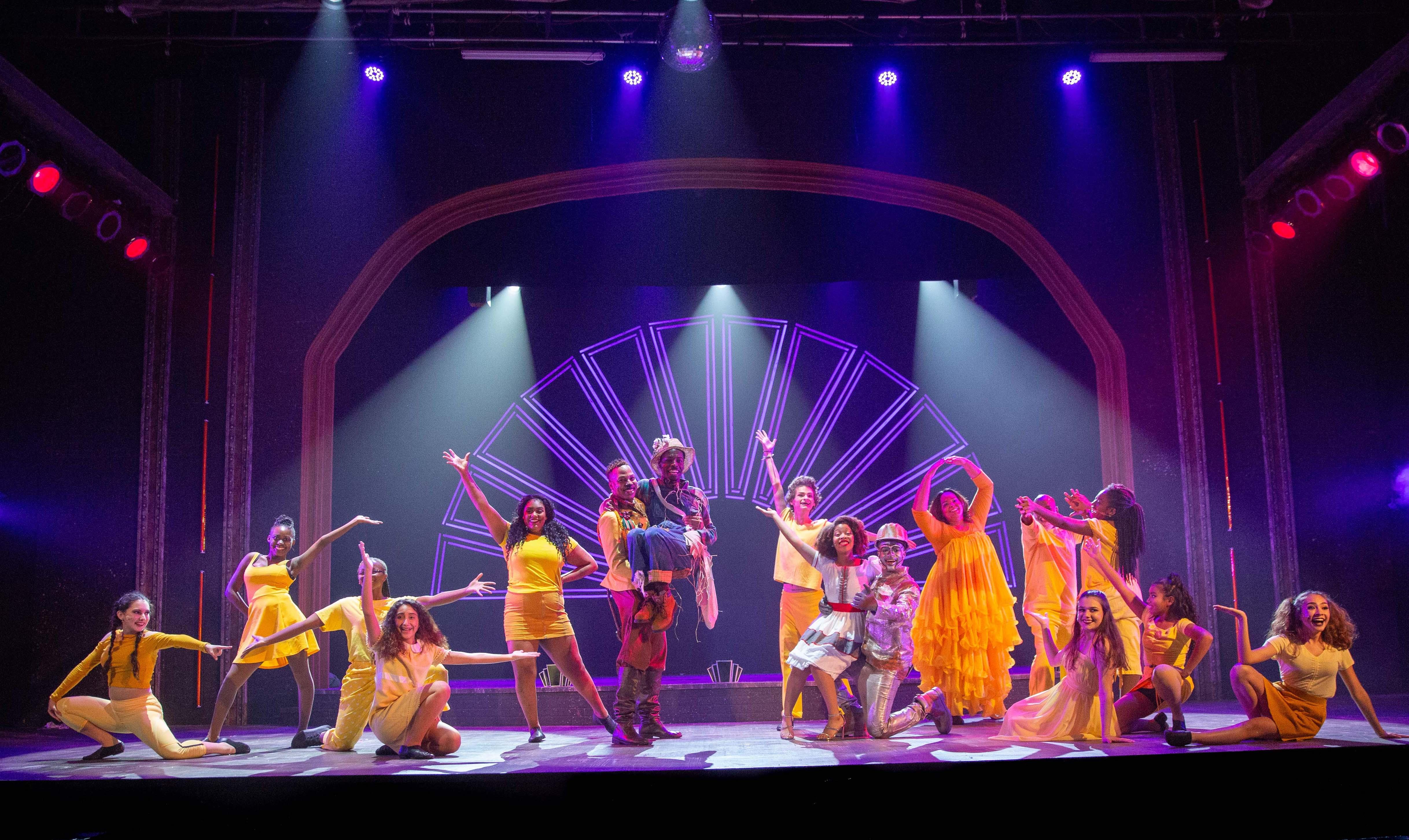 Review: Magic Happening at Henegar's THE WIZ   Brevard Culture